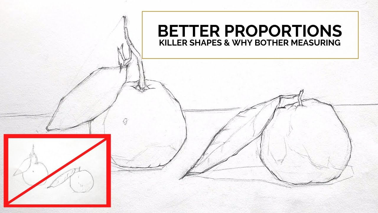 Get Killer Proportions Part 4