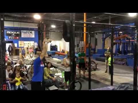 Joe Moravsky Ninjakour Competition 3/21/15