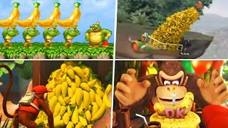 Evolution of Donkey Kong's Bananas Being Stolen (1994 - 2019)