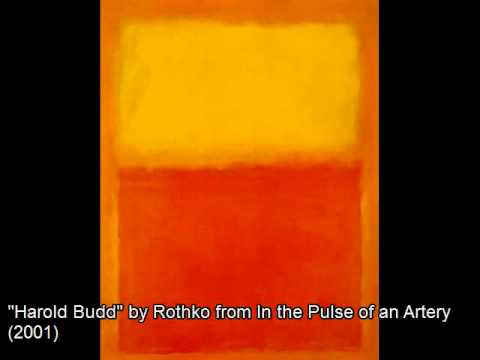"""Harold Budd"" by Rothko from In the Pulse of an Artery (2001)"