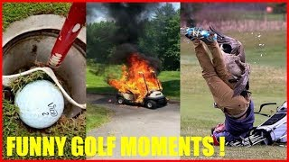 CRAZY Golf Moments (Part 4) (PGA)