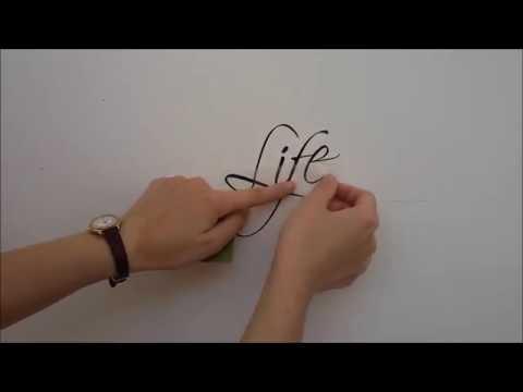 Iaséna Creazioni _ Come applicare gli adesivi in vinile - Adesivo murale