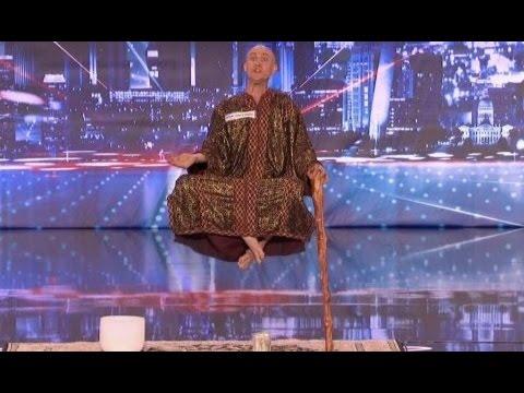 Download incredibile magia levitazione mostrato in diretta su 'America ha talento'