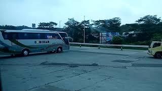 Download Video Serunya Perjalanan Dengan Bus Cepat Budiman Depok Tasik Teranyar Menuju Kota Depok MP3 3GP MP4