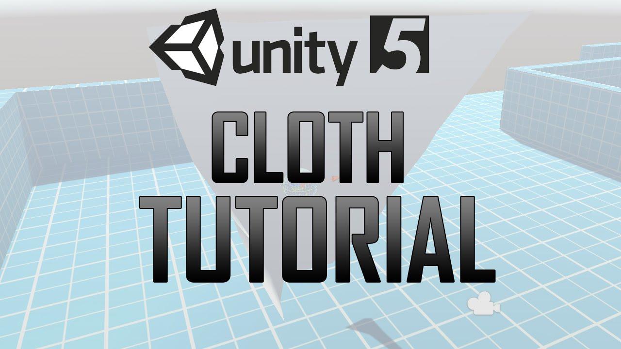 Cloth in Unity 5