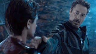 «Паучок - Ты Мститель, Поздравляю!»  ™️Мстители:Война бесконечности (2018)