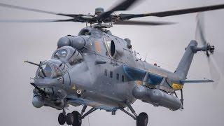 Mi-35M (NATO: Hind E) English subtitles [1080p]