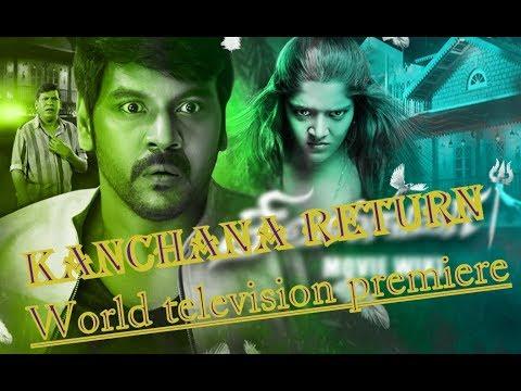 World Television Premiere Kanchana Return | Raghava Lawrence | Ritika Singh |