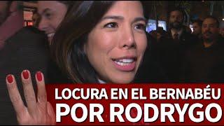 Download Locura y samba en el Bernabéu por Rodrygo y cruz definitiva de la afición a Bale | Diario AS Mp3 and Videos