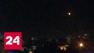 Макрон уверен в правильности своего участия в ударах по Сирии - Россия 24