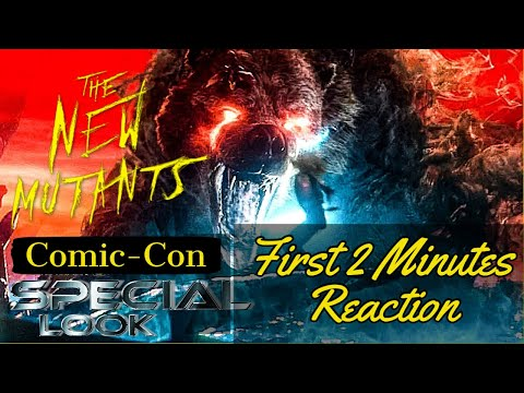 The New Mutants First Two Minutes Reaction