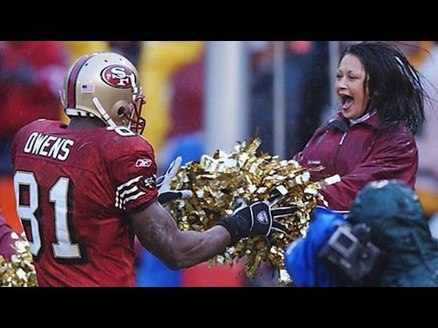 10 Funniest Touchdown Celebrations in NFL History