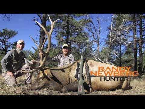 Hunting New Mexico Elk with Randy Newberg and Friends - Gila Monster (FT S1 E4)