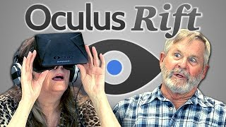 ELDERS REACT TO OCULUS RIFT(Oculus Rift Bonus video on REACT channel: http://goo.gl/Abrl69 NEW Videos Every Week! Subscribe: http://goo.gl/nxzGJv Watch all main React episodes ..., 2014-08-28T19:00:17.000Z)