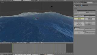 Blender 2.63 Realistic Ocean Tutorial