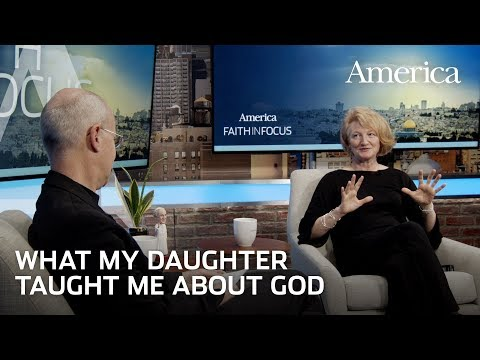 What Krista Tippett's daughter taught her about God   Faith in Focus
