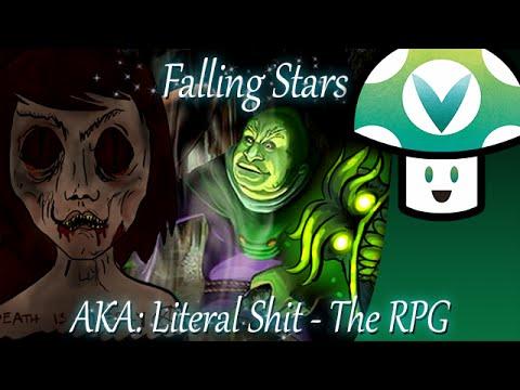 [Vinesauce] Vinny - Falling Stars (AKA: Literal Shit - The RPG)