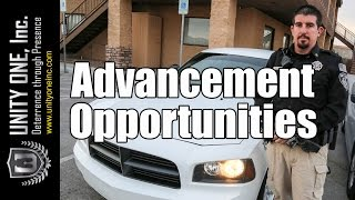 Advancement Opportunities with Unity One, Inc. - Security Companies Las Vegas