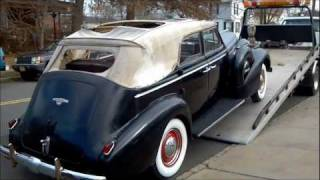 1938 Buick 4 Door Convertible left the lot