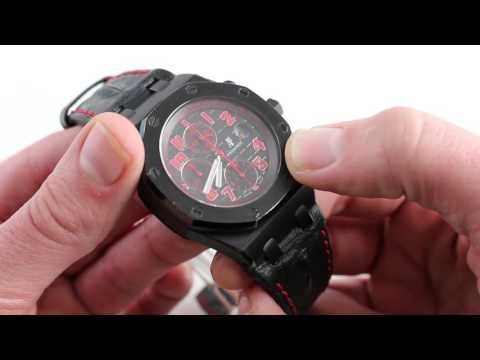 Audemars Piguet Royal Oak Offshore Chronograph Las Vegas Strip Limited Edition Luxury Watch Review