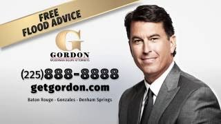Affected by the Louisiana Flood 2016 | Free Flood Advice | Gordon McKernan Injury Attorneys