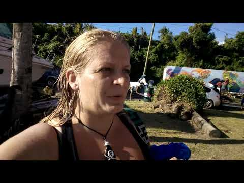 Purple turtle beach - Portsmouth - Dominica 2018