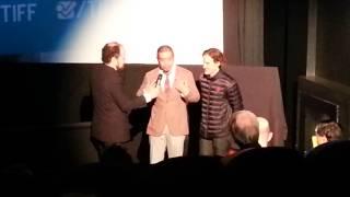 Hitoshi Matsumoto Q & A For His Film R100 At TIFF