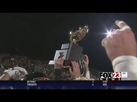 VIDEO - Sperry beats Beggs for 1st state title