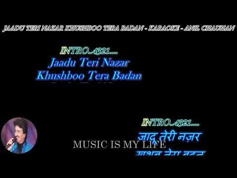 jaadu-teri-nazar-khushboo-tera-badan-|-scrolling-with-lyrics-|-karaoke