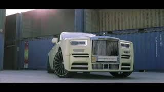 Drake's $700K Rolls Royce Bushukan First Rapper To Put Diamonds In Emblem