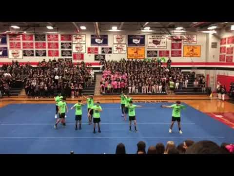 Mount Sinai High School Junior Powderpuff Dance 2017