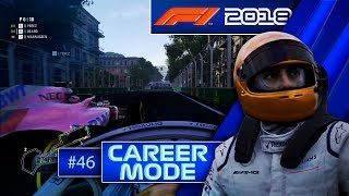 WHAT IS SERGIO DOING? F1 2018 Williams Road To Glory Career Mode Season 3 Round 4