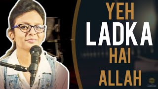 Download Lagu Yeh Ladka Hai Allah Cover || Shreya Sarkar || Ft. Abhirup Banerjee & Palash Duary || MP3