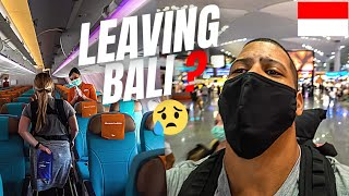 Saying Goodbye? Flying to JAKARTA 🇮🇩 (Next Destination Reveal!)