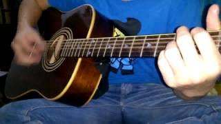Test Emotion guitar 1