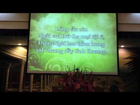 Ánh sáng tình yêu - Thánh ca Tin Lành- Karaoke