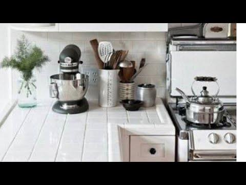 افكار جديده لتغيير شكل المطبخ من غير ماتكلفي ولا تكسري والنتيجه حتبهرك تعالي شوفي عملت ايه👌👌