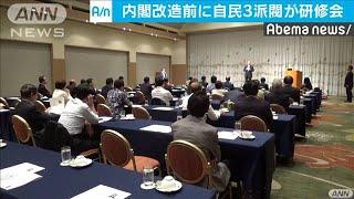 自民・岸田氏「新しい時代に仕事できるポストを」(19/09/04)