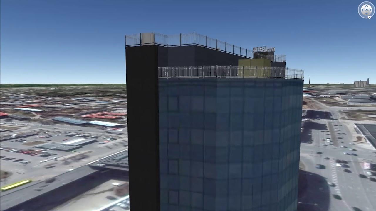 Virtual Litchi Mission + Google Earth Pro