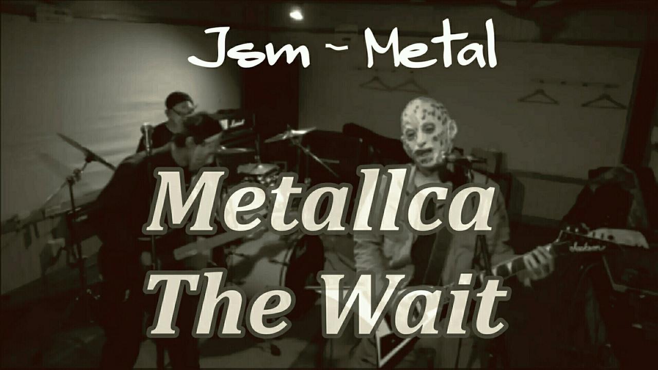 Metallica Wait For The Four Horsemen