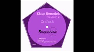 Klaus Benedek - The Lesson EP
