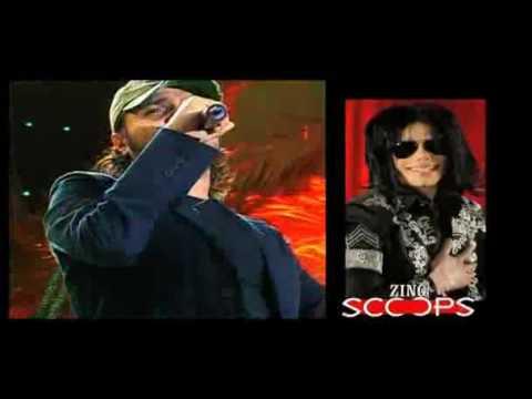 Himesh Reshammiya and Michael Jacksons Common Interests
