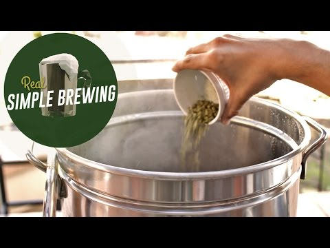 How To Brew: IPA (Piney)