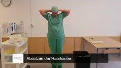 Anlegen/Ablegen der Schutzausrüstung Intensiv (deutsch) Donning and Doffing Klinikum Kassel