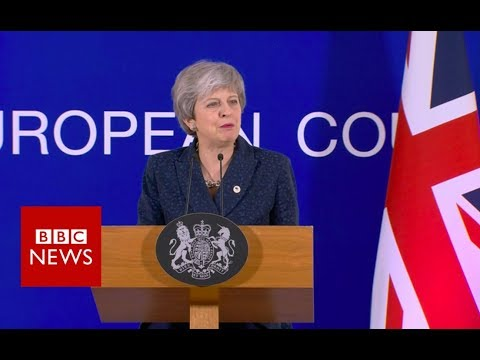 Brexit extension: 'We are at the moment of decision' - BBC News