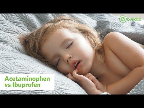 Acetaminophen vs Ibuprofen