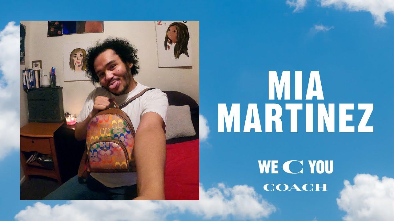 Mia Martinez | #WeCYou | Pride 2020