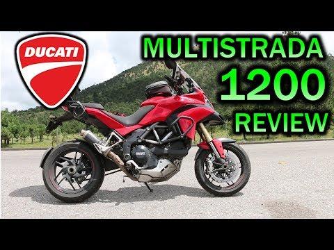 Ducati Multistrada 1200 |Review en Español con Blitz Rider