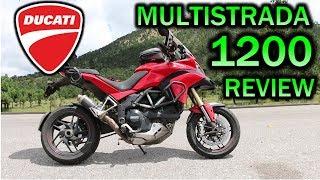 Ducati Multistrada 1200  Review en Español con Blitz Rider