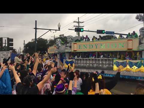 Krewe of Endymion 2018